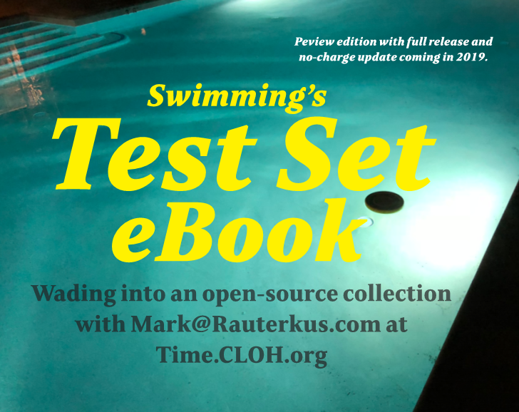 Cover of Test Set eBook