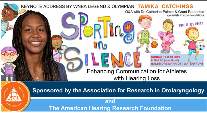 Sporting in Silence - Sunday, Feb 10, 6:30 pm