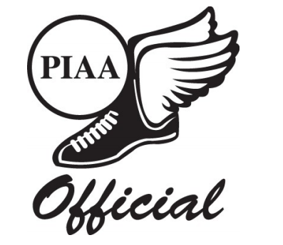 PIAA track logo with word, official