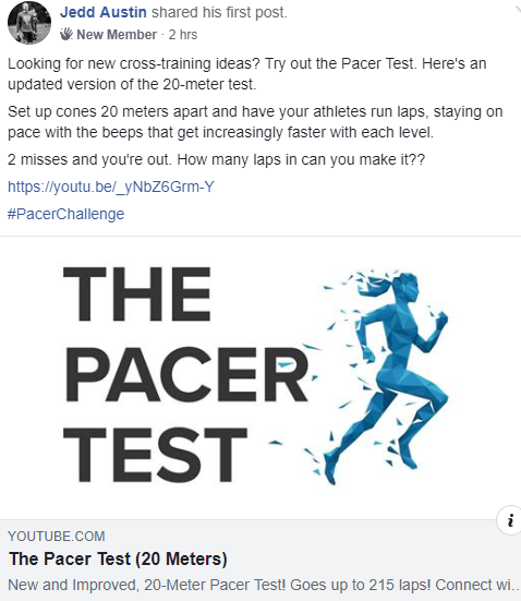 pacer test